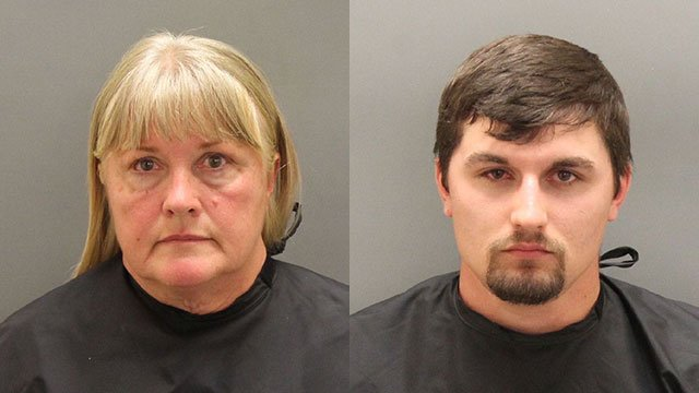 Kathy Pearson Carver and Augustus Brady Carver (Source: Oconee Co. Sheriff's Office)