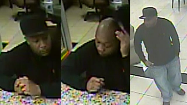 Suspect in Rodeway Inn robbery (Source: GPD)