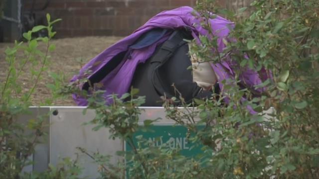 Homeless helping homeless in Asheville (FOX Carolina/ 4/12/17)