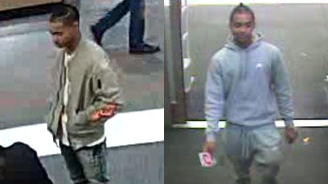 Asheville identity theft suspect (Source: Asheville Police Dept.)
