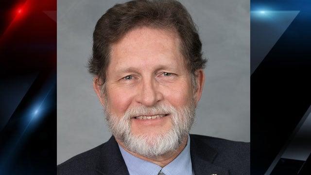 Rep. Larry G. Pittman (Courtesy: NC Legislature)