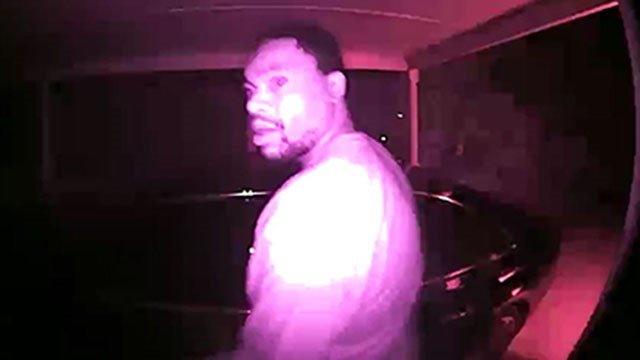 Suspect in North Main-area auto break-ins (Source: Greenville PD)