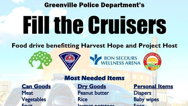 Fill the cruisers. (Source: GPD)