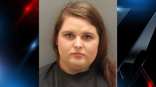 Amy Faust (Source: Oconee Co. Detention)