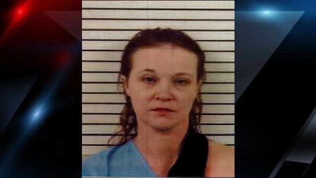 Sarah Shelton (Courtesy: Madison Co. Jail)