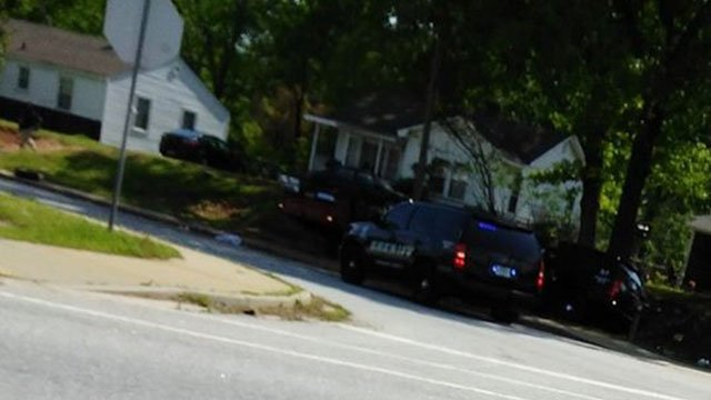 Chase ends in Greenville County. (Source: Janiqua Swann)