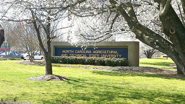 NC A&T State University (Source: Wikimedia)