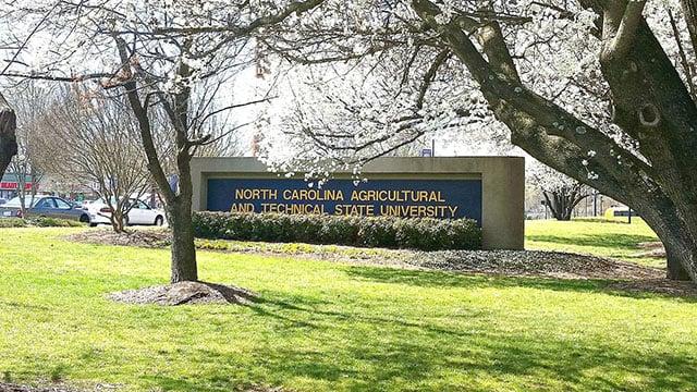 NC A&T State University (Source: Wikimedia)