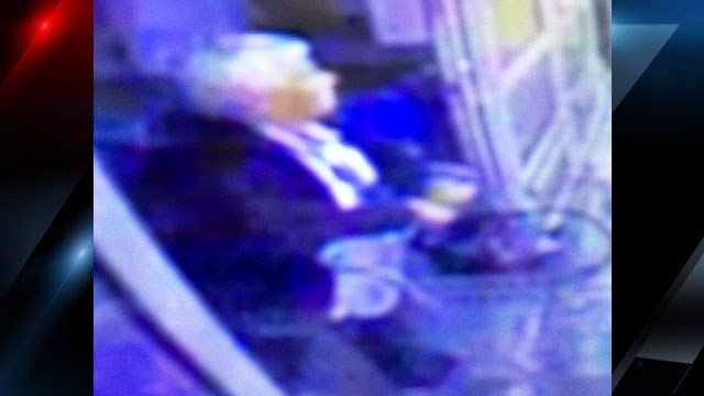 Surveillance image of the woman (Courtesy: OCSO)
