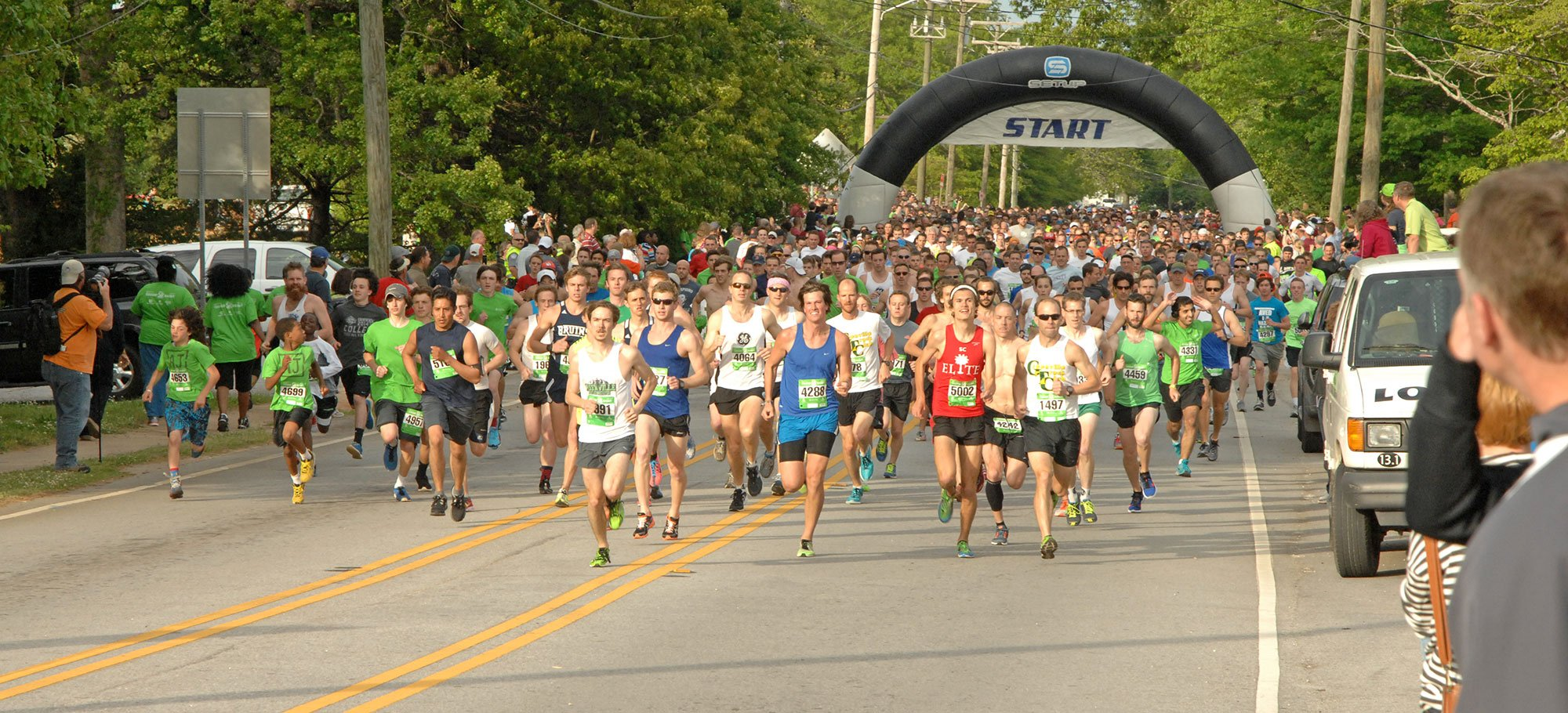 2016 GHS Swamp Rabbit 5K (Source: GHS)