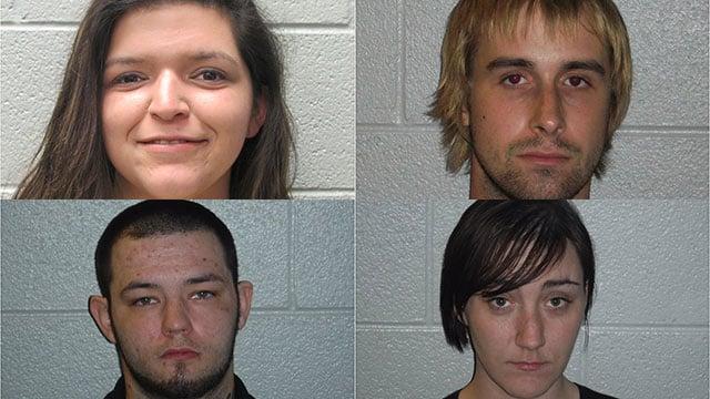 Deputies: 2 arrested, 2 sought in Henderson Co. break-in ...