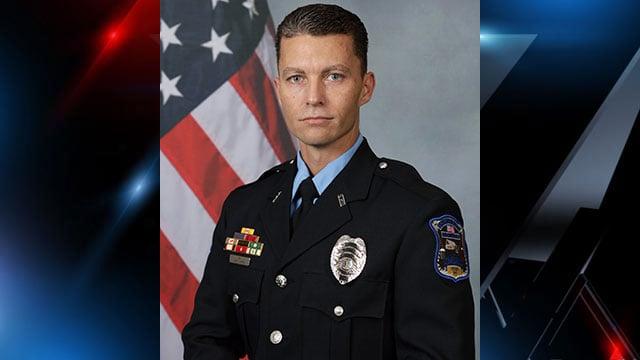 Officer Jason Harris (Source: Spartanburg PD)