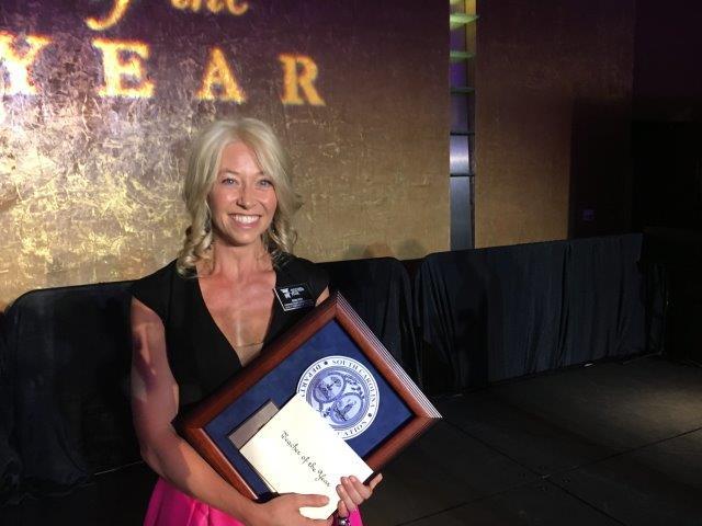 Gaffney Hs Teacher Named Sc Teacher Of The Year Fox Carolina 21