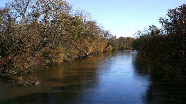 French Broad River (Source: Wikimedia)