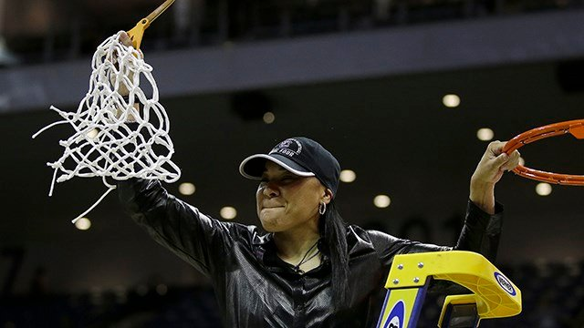 Dawn Staley. (Source: AP Images)