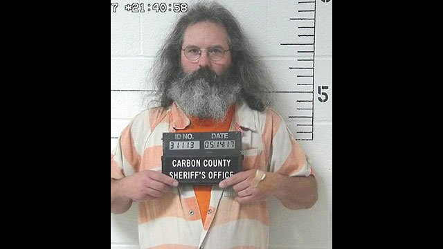 Chad Henderson (Source: Rawlins Times/Carbon County Sheriff's Office)