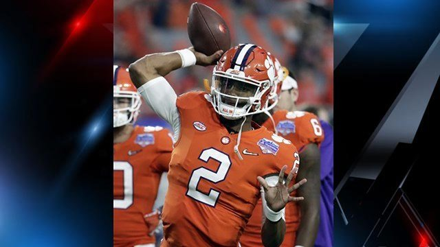 Kelly Bryant. (Source: AP Images)
