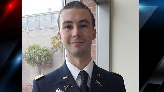 Lt. Evan Callahan (Courtesy: Dillard Funeral Home)