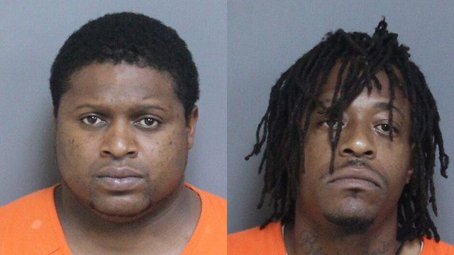 Michael Dewayne Watts (L), Sterling Orlando Workman (R). (Source: LCSO)