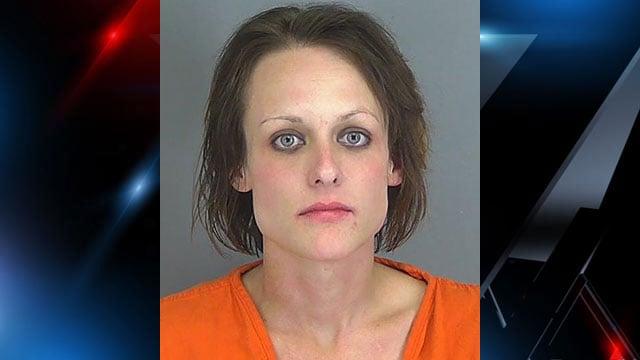 Brittany Purvis (Source: Spartanburg Co. Detention)