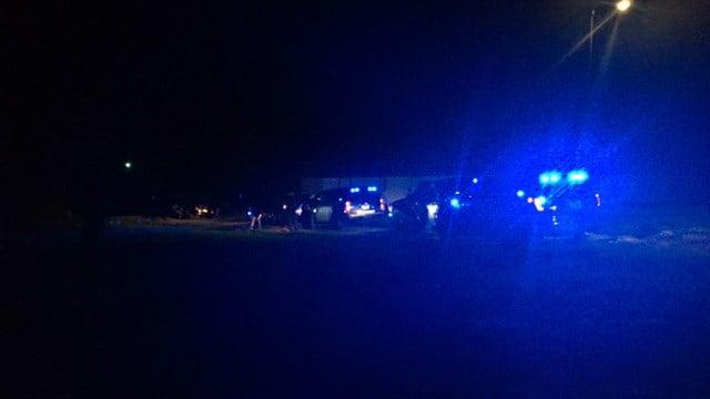 Deputies investigating incident at Kelly Road and Radford Road in Spartanburg County. (FOX Carolina/ 5/24/17)