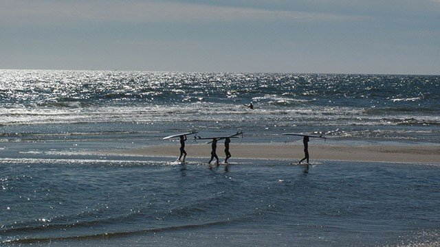 Coast Guarded Beach (Source: Dr. Beach)