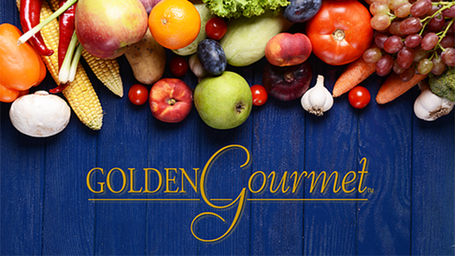 Golden Gourmet logo (Source: Golden Gourmet website)