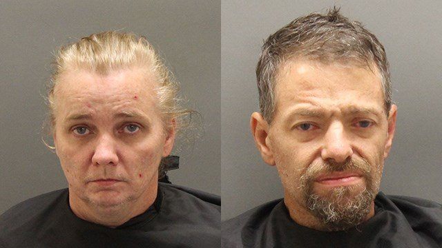 Anita Dusseau (left) and Alex Claude Sheriff (right).(Source: UCSO)