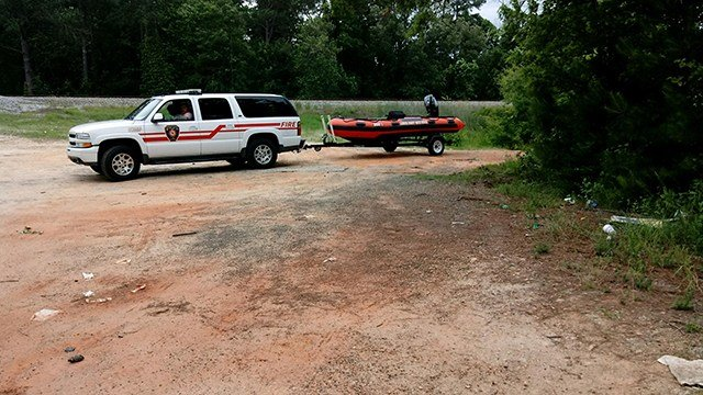 Search resumes for drowning victim. (5/28/17 FOX Carolina)