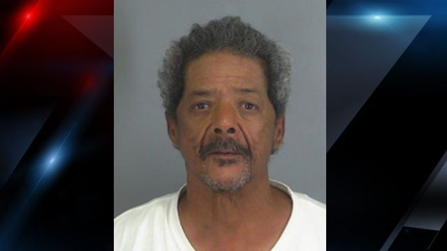 Morris Davis (Courtesy: Spartanburg Co Detention Center)