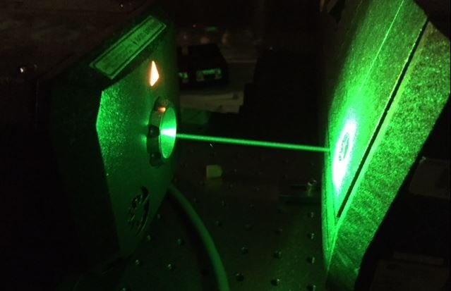 Laser being studied by Clemson researchers (FOX Carolina/ May 30, 2017)