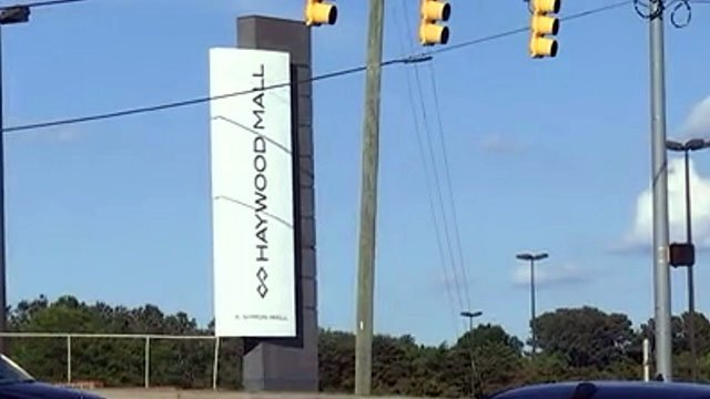 Haywood Mall (file/FOX Carolina)
