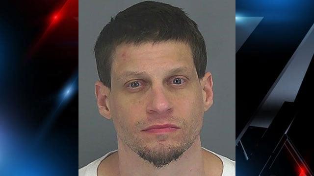 James Aaron Dixon (Source: Spartanburg Police)