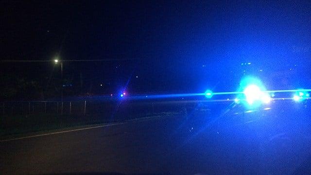 Scene of shooting in Pendleton (FOX Carolina/ 6/2/17)