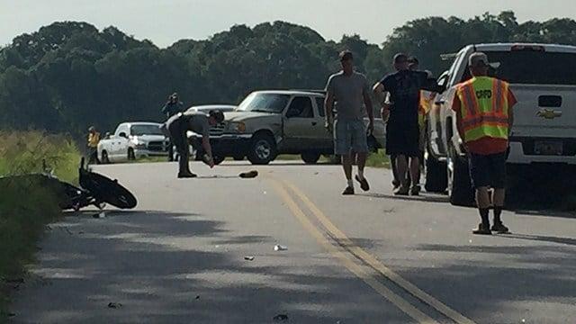 Scene of fatal collision on Edgewood Drive. (6/4/17 FOX Carolina)