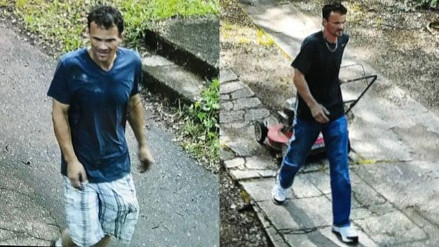 Suspects in Vannoy Street larceny (Source: GPD)