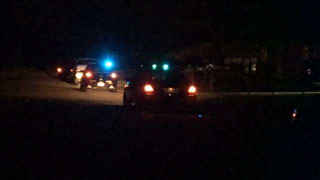 Scene on Picardy Drive where dispatchers report the shooting occurred. (6/5/17 FOX Carolina)