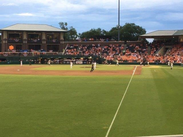 The Clemson Tigers took on the Vanderbilt Commodores Monday night. (6/5/17 FOX Carolina)