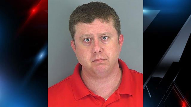 William Kerr (Source: Spartanburg Co. Detention)