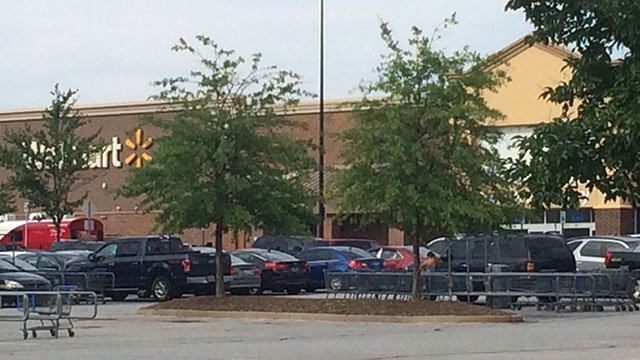 Dorman Centre Walmart (June 7, 2017/FOX Carolina)