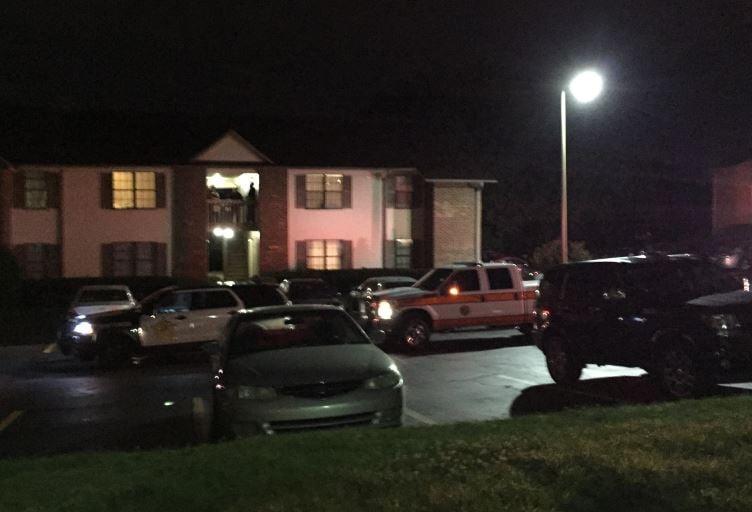 Deputies Investigate Shooting June 9 2017