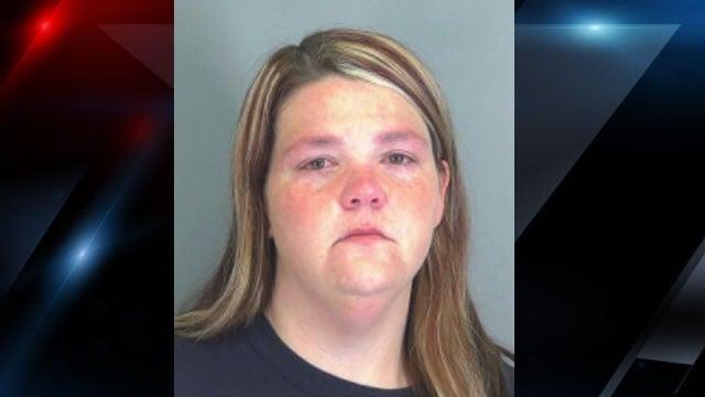 Sonya Ricketts (Courtesy: Spartanburg Co. Sheriff's Office)