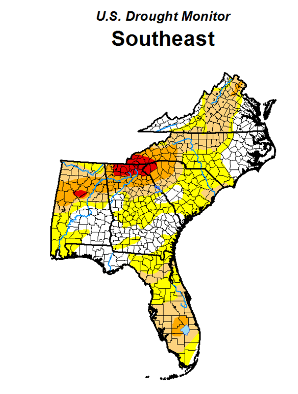 Drought Monitor MARCH 21, 2017