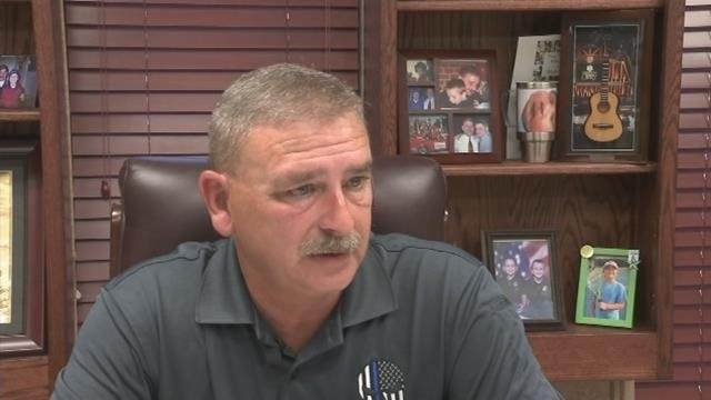 Spartanburg County sheriff talks about Kohlhepp case (FOX Carolina/ June 12, 2017)