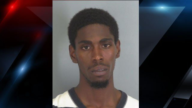 Deonta Hughes (Courtesy: Spartanburg Co. Sheriff's Office)