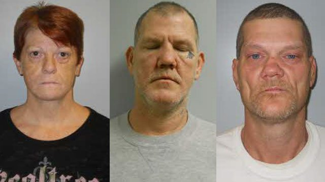 The Goodson family (Courtesy: Haywood Co. Sheriff'd Office)