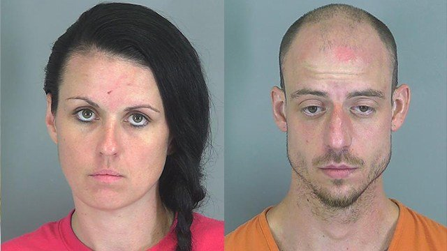 Susan Abernathy (L) and Joshua Warren (Source: RCSO)