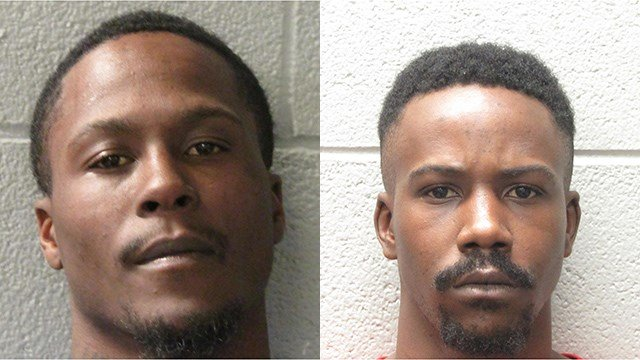 Michael Angram (left) and Samuel Angram (right) (Source: HCSO)
