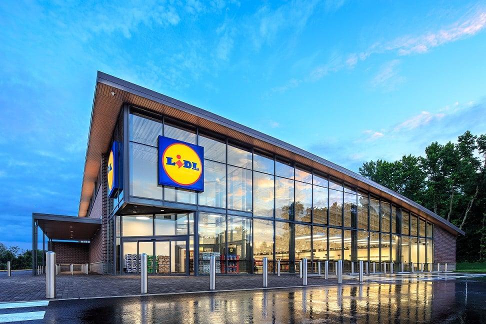 Lidl storefront (Source: Lidl)
