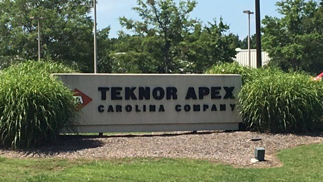 Teknor Apex (FOX Carolina/6/15/17)